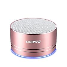 Mp3 & Mp4 Player Accessories Portable Bluetooth Speakers Nubwo Mini Wireless and