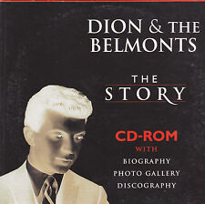 Dion&The Belmonts-The Story cd album cardsleeve