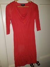 BARBOUR Vestito Rosso
