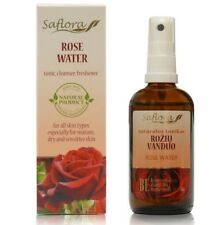 Organic Damask Rose Floral Water (Hydrosol) - Rosa damascena - 100 ml / 3.4 oz