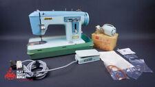 Vintage Jones Sewing Machine Type C Model 1681 Accessories NEW MOTOR FREE UK PP