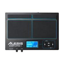 Alesis SamplePad 4 USB MIDI 4-Pad Drum Percussion Sample Triggering Instrument