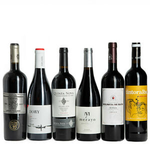 Spain and Friends 5.0 6 pack of 750mL Red Wine