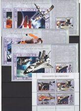 CONGO 2006 CONQUETE DE L'ESPACE LES MOYENS DE TRANSPORT SHUTTLE SPACE STAMPS MNH