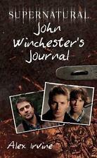 Supernatural: John Winchester's Journal-ExLibrary