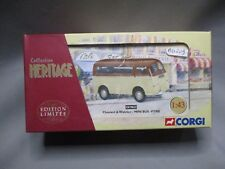 AG209 CORGI HERITAGE 1/43 CHENARD WALCKER MINI BUS VITRE EX70623 Ed Lim 2400ex