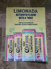Corona Beer Limonada Hard Seltzer Cans Embossed Tin Sign Game Room Man Cave NEW