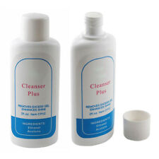 60ml Nail Art Cleanser Plus Liquid Residue UV Gel Polish Remover For Cleaning