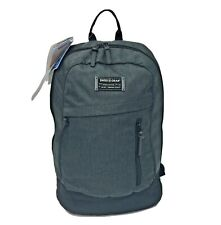 SwissGear Getaway Daypack Backpack Laptop Pocket Heather Gray Carry On #SA5319