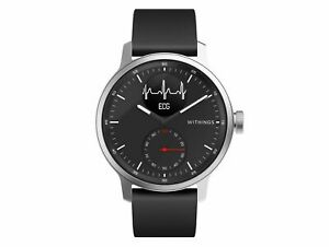 Withings ScanWatch Hybrid Smartwatch 42 mm Black Genuine New