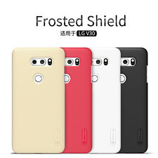 For LG V30+ PLus Case, Nillkin Super Frosted Shield Protective Case Cover For LG