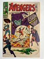 Avengers #26 - Scarlet Witch Kang Iron Man Thor Captain America Marvel Comics