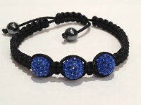 Tresor Paris Bracelet Crystal and Magnetite