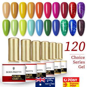 BORN PRETTY UV Gel Polish Nail Polish Soak Off UV LED Gel 120 Colors( 10 ML)