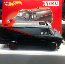 Hotwheels A-Team Van -CLASSIC SHOW -Very Good Condition 1:18 Scale