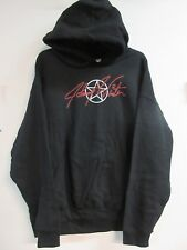 NEW - JOHNNY WINTER BAND MUSIC PULLOVER HOODIE SWEATSHIRT EXTRA LARGE