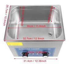 10L Limpieza Por Ultrasonidos Ultrasonic Cleaner Limpiador Ultrasónico Con Cesta