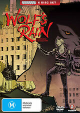 Wolf's Rain - Complete Collection (6 Disc Fat Pack) - DVD - Region 4