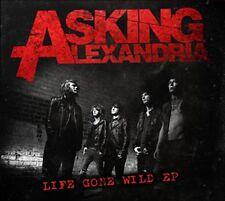 ASKING ALEXANDRIA CD - LIFE GONE WILD [EP](2010) - NEW UNOPENED - ROCK METAL