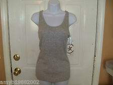 Converse Gray Tank Top Size Large Women's NEW LAST ONE HTF FREE USA SHIPPING