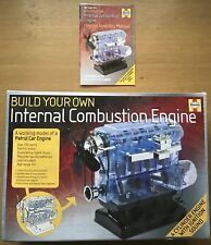 Haynes HM04 Internal Combustion Model Car Engine - Assembly Manual & Box Only