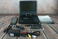 "Craig 7"" LCD Portable TV & DVD Player USB SD Slot + Battery CTV1703"