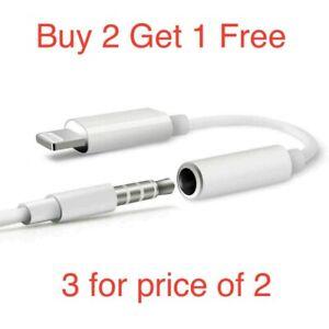 New 2021 Design iPhone adapter Lightning to 3.5mm Headphone Jack Adapter iPhone
