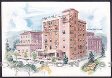 PARMA SALSOMAGGIORE TERME 180 HOTEL ALBERGO Cartolina