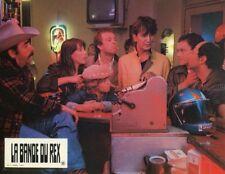 JACQUES HIGELIN LA BANDE DU REX 1980 VINTAGE LOBBY CARD #2