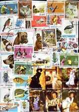 Mozambique 300 timbres différents