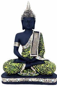 Sitting Buddha Lord Budh God Idol Statue Figurine Gift Showpiece