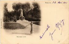 CPA  Toul - Monument 1870  (483455)