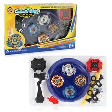 4 in 1 Beyblade Burst Arena Evolution Gyro Kampf Gyroskop mit Launcher Spielzeug