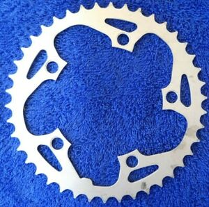 **BRAND NEW 42 TEETH ALLOY 110mm BCD CHAINRING FOR 5 BOLT DOUBLE CHAINWHEEL**