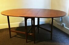 VINTAGE 1960s NATHAN DROP LEAF TABLE, RARE, Collect or arrange your own courier