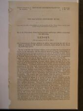 Government Report 1882 The Japanese Indemnity Fund Treaty Obligations