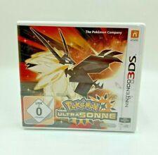 Pokémon Ultrasonne Nintendo 3DS Neu und OVP Deutsch