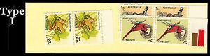 1982 Birds/Frog Test Folder. Vending Machine trial. 2c bird inverted vty. Ret:$8