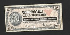 1972 Canadian Tire 10 Cents CTC S02-C-T  Store Coupon