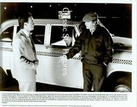 G638 James Belushi Michael Caine Mr. Destiny 1990 yellow cab vintage photo