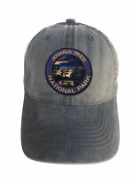 Joshua Tree National Park Adjustable Curved Bill Strap Back Dad Hat Baseball Cap