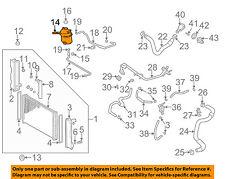 TOYOTA OEM Celica Radiator-Coolant Overflow Expansion Reservoir Tank 1648022020