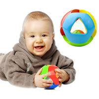 Funny Baby Grasping Rattles Ball Kids Boys Jingle Bell Infant Educational Toys