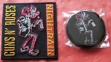 More details for guns n' roses - nightrain patch + 2
