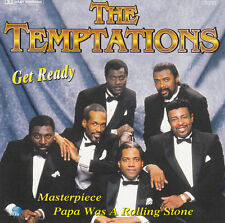 The Temptations CD Get Ready