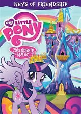 MY LITTLE PONY FRIENDSHIP IS MAGIC KEYS OF FRIENDSHIP New DVD 5 Episodes