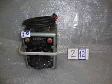 General Radio GenRad W5MT  Variac  Autotransformer