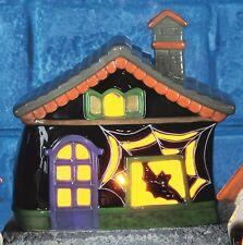 Halloween Festa Decorazione a Batteria Illuminare Ornamento Casa Stregata