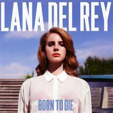 LANA DEL REY BORN TO DIE CD NEU