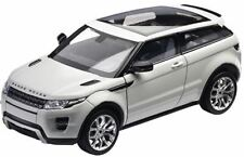 Range Rover Evoque 1:18 Die Cast Model Fuji White